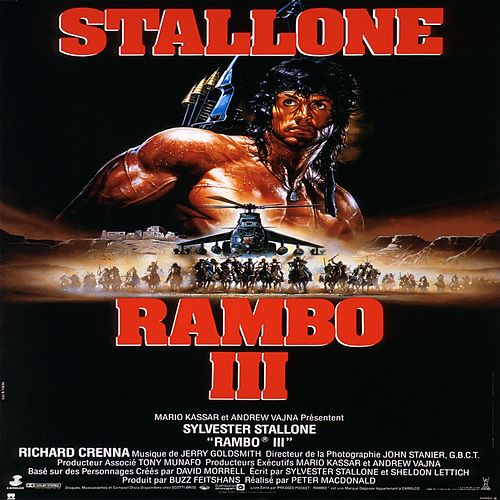 Rambo III : The Mission (Music from the Original Motion Picture Soundtrack) by National Symphony Orchestra