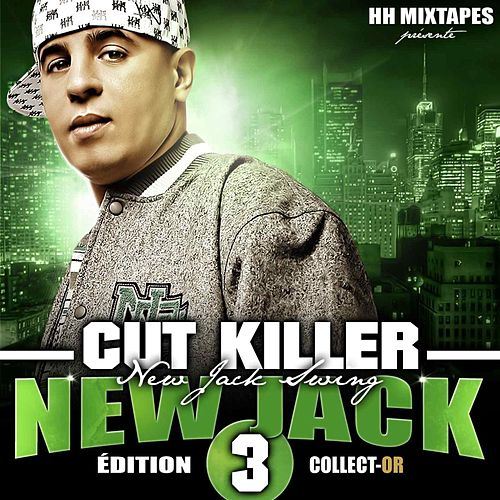 New Jack, Vol. 3 de Dj Cut Killer