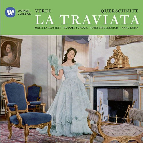 Verdi auf Deutsch: La Traviata de Josef Metternich