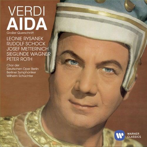 Verdi auf Deutsch: Aida de Josef Metternich