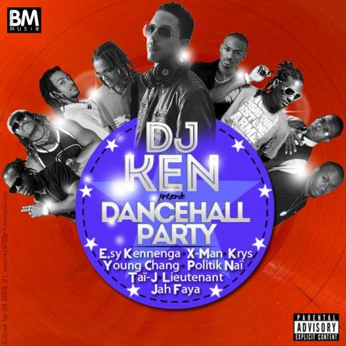 DJ Ken présente Dancehall Party de DJ Ken