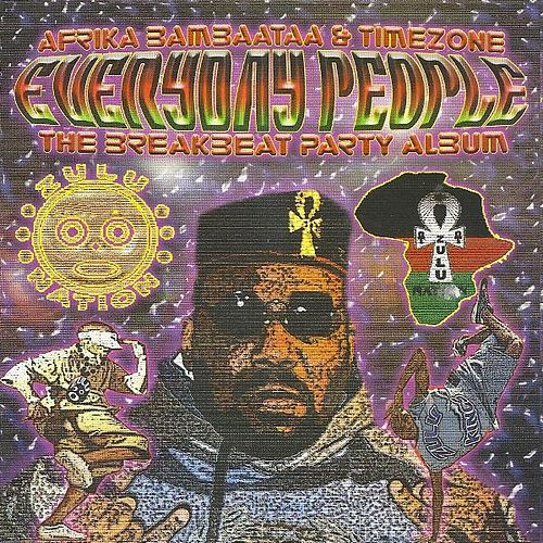 Everyday People by Afrika Bambaataa