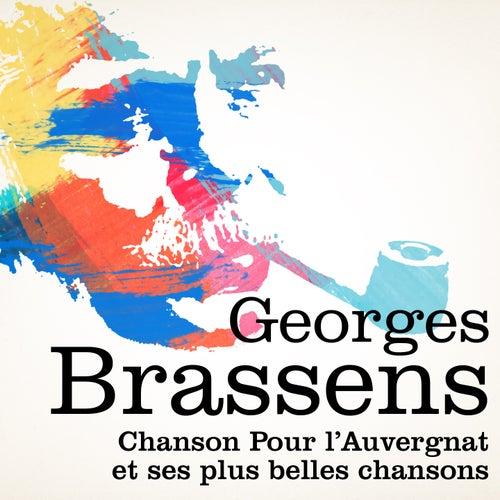 Georges Brassens : Chanson pour l'auvergnat et ses plus belles chansons de Georges Brassens