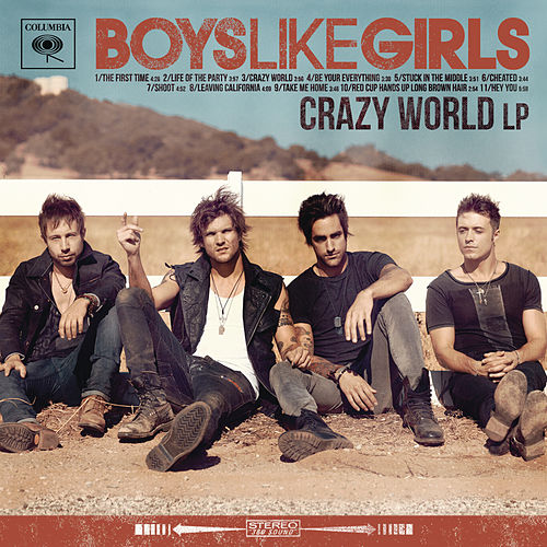 Crazy World de Boys Like Girls