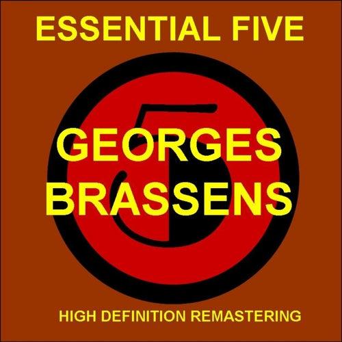Georges brassens - essential 5 (high quality restoration & mastering) de Georges Brassens