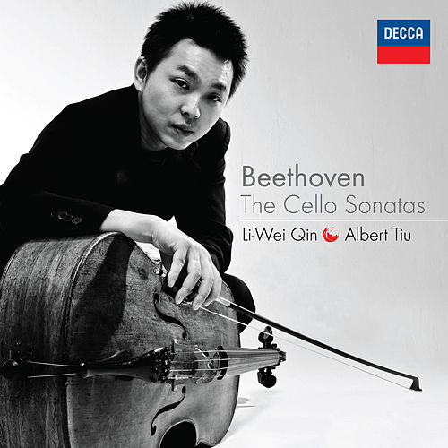 Beethoven: The Cello Sonatas von Li-wei Qin