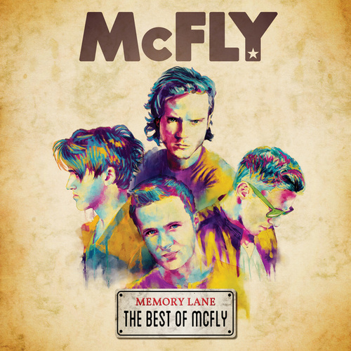 Memory Lane  (The Best Of McFly) by McFly