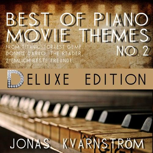 Best of Piano Movie Themes No. 2 (Deluxe Edition With Movie Themes From Titanic, Forrest Gump, Donnie Darko, The Reader, Ziemlich beste Freunde) von Jonas Kvarnström