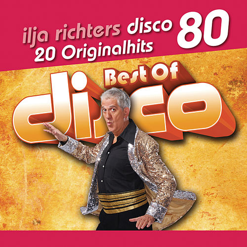 disco 80 - disco mit Ilja Richter von Various Artists