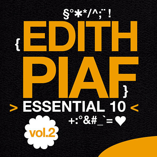 Edith Piaf: Essential 10, Vol. 2 de Edith Piaf