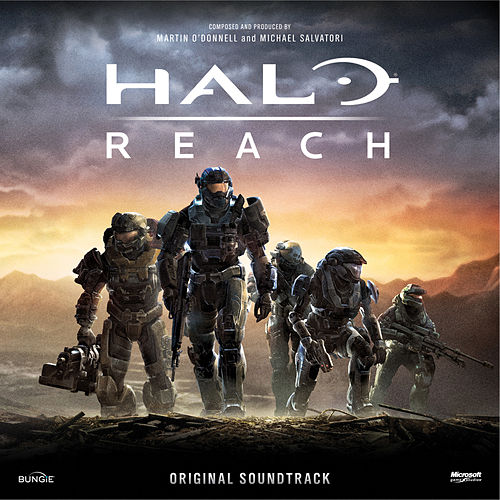 Halo Reach (Original Game Soundtrack) by Martin O'Donnell