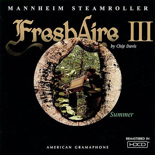 Fresh Aire Iii de Mannheim Steamroller