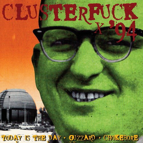 Clusterfuck '93 by Various Artists