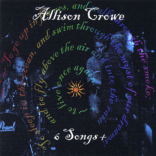 6 Songs+ de Allison Crowe