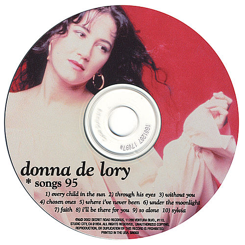 Songs '95 by Donna De Lory