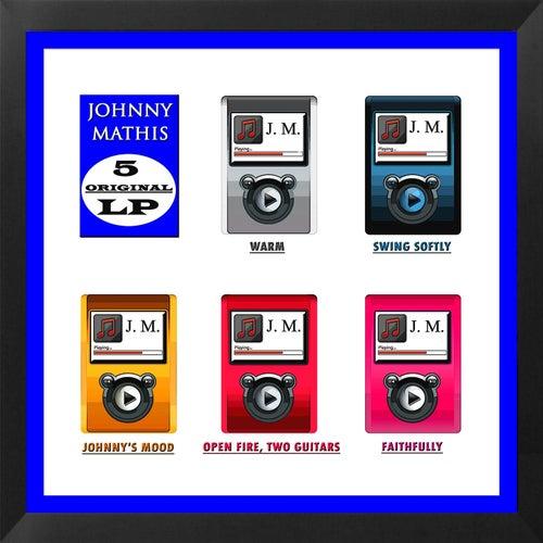 Johnny Mathis: Five Original Albums de Johnny Mathis