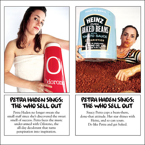 Sings: The Who Sell Out by Petra Haden
