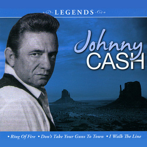 Legends - Johnny Cash by Johnny Cash