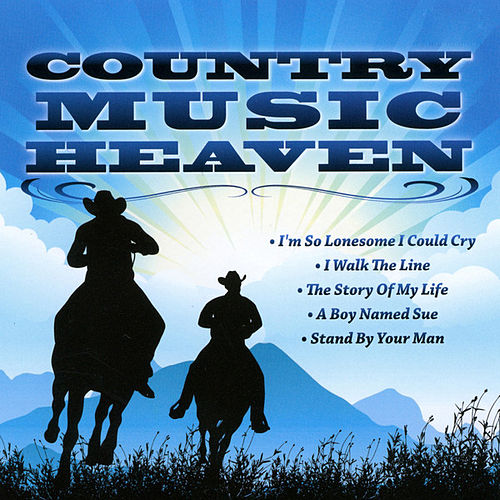 Country Music Heaven by Various Artists