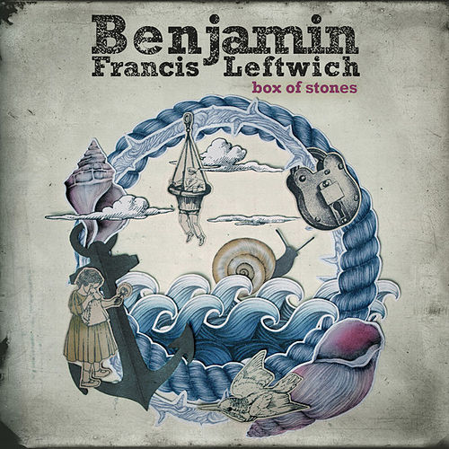 Box Of Stones by Benjamin Francis Leftwich