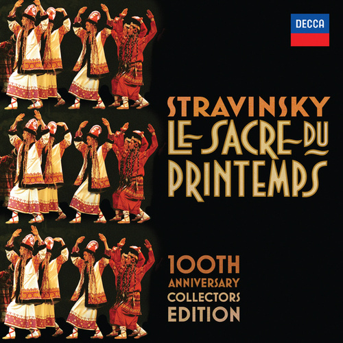 Stravinsky: Le Sacre Du Printemps 100th Anniversary Collectors Edition de Various Artists