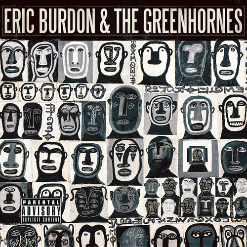 Eric Burdon & The Greenhornes de Eric Burdon