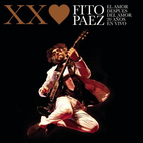 El Amor Después Del Amor 20 Años ( En Vivo ) de Fito Paez