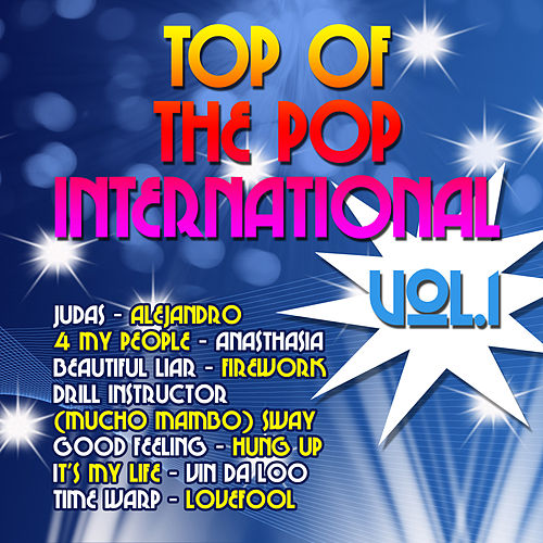 Top of the Pop International Vol. 1 de Various Artists