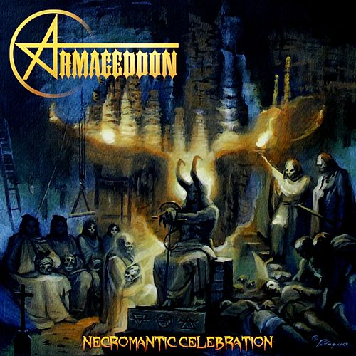 Necromantic Celebration de Armageddon