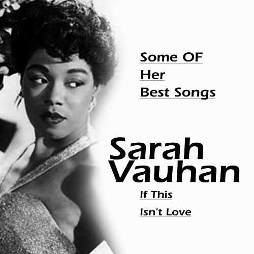 If This Isn't Love by Sarah Vaughan