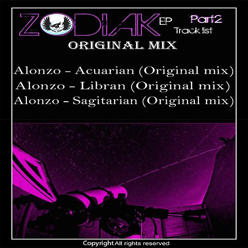 Zodiak Part 2 - Single de Alonzo