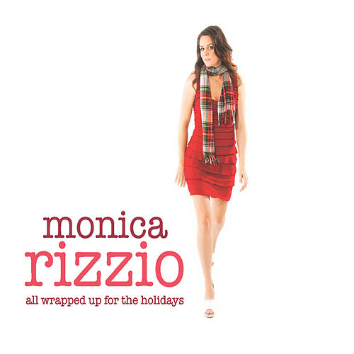 All Wrapped Up For The Holidays von Monica Rizzio