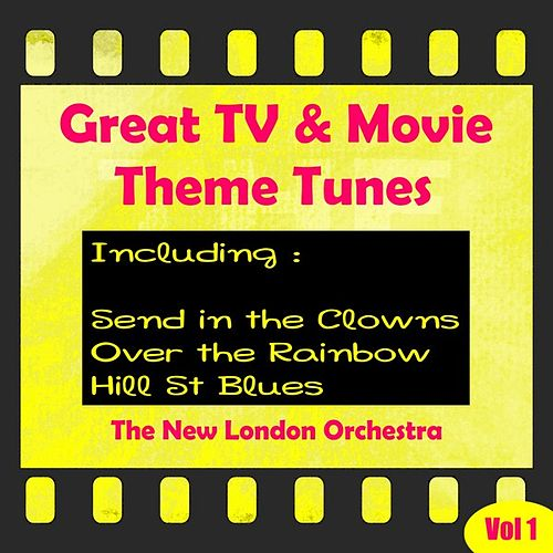 Great TV Movie Theme Tunes, Vol. 1 by The New London Orchestra