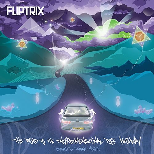 The Road to the Interdimensional Piff Highway by Fliptrix