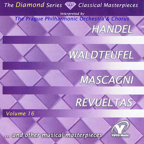 The Diamond Series: Volume 16 von Prague Philharmonic Orchestra