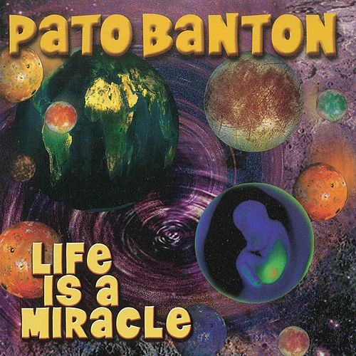 Life Is a Miracle von Pato Banton