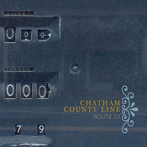 Route 23 von Chatham County Line