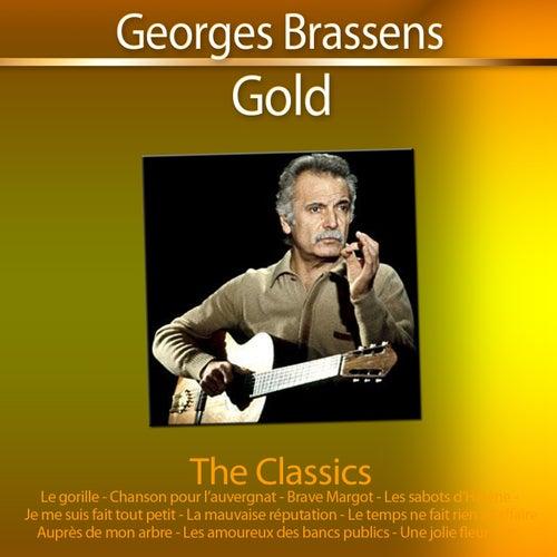 Gold - The Classics: Georges Brassens de Georges Brassens
