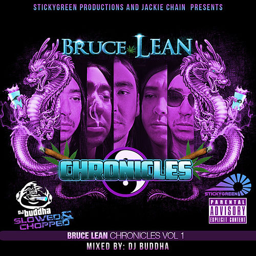 Bruce Lean Chronicles Vol. 1 de Jackie Chain