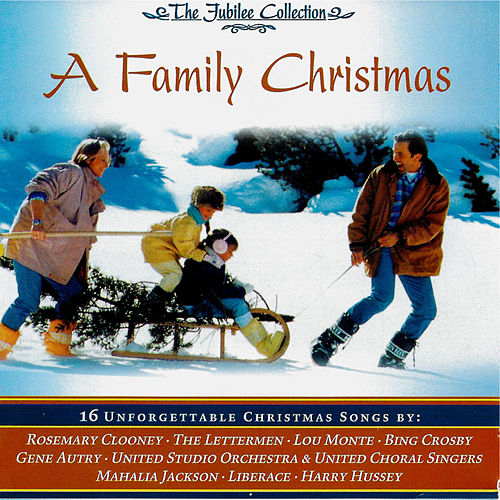 A Family Christmas von Various Artists
