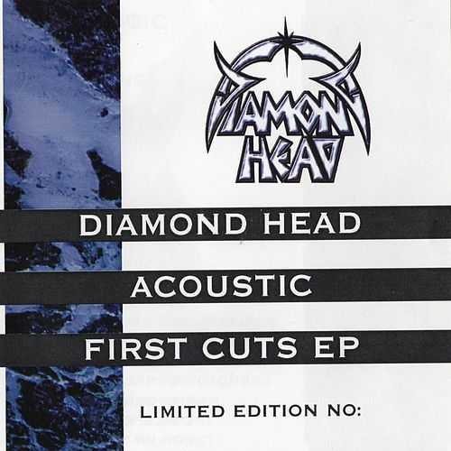 Acoustic First Cuts EP de Diamond Head