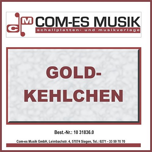 Goldkehlchen von Various Artists