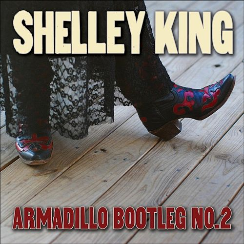 Armadillo Bootleg No. 2 von Shelley King