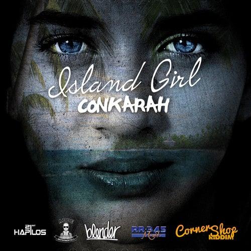 Island Girl - Single de Conkarah