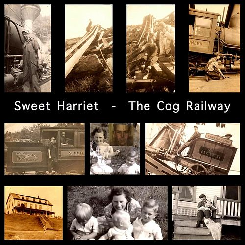 The Cog Railway by Sweet Harriet