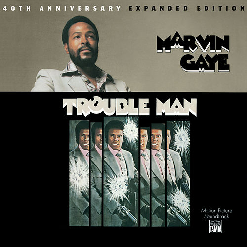 Trouble Man: 40th Anniversary Expanded Edition de Marvin Gaye