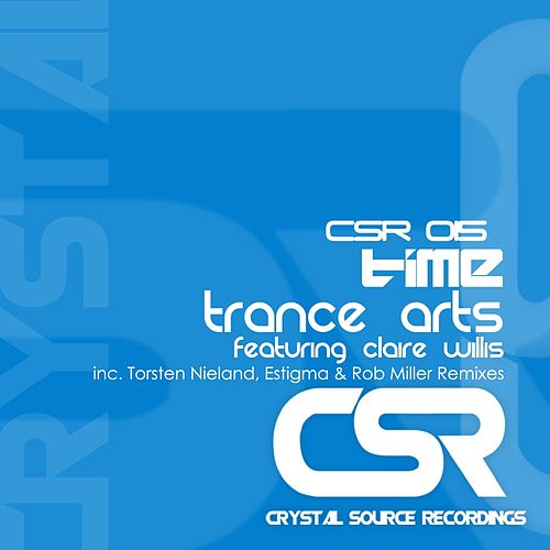 Time (feat. Claire Willis) by Trance Arts
