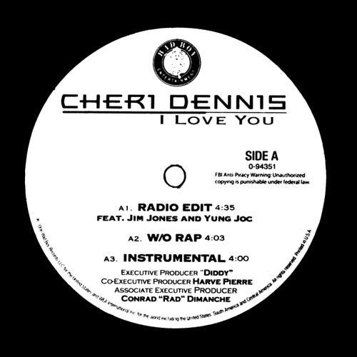 I Love You de Cheri Dennis