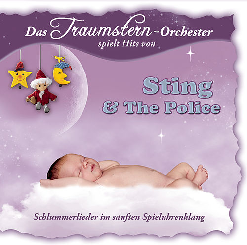 spielt Hits von Sting & The Police von Das Traumstern-Orchester