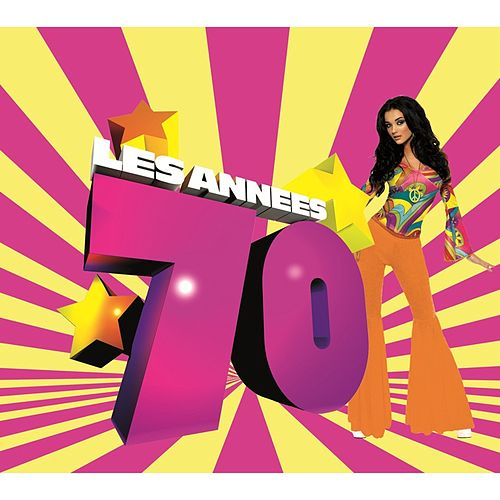 100% Hits - Années 70 (Les 80 Plus Grands Hits des Années 70) de Various Artists